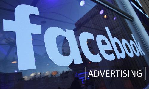Facebook Ad Logo