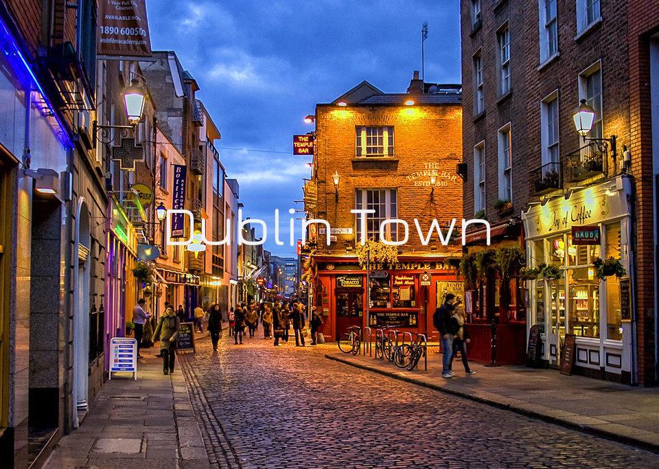 dublintown app